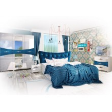 Majestic bedroom set