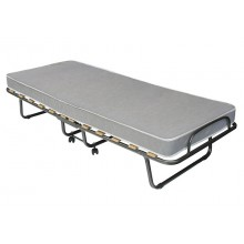 Fold-out single bed