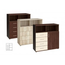 K14 1000 chest of drawers