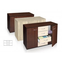 K24 1200 chest of drawers