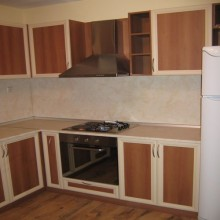 Balkan fitted kitchen
