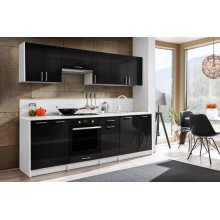 Lentice fitted kitchen