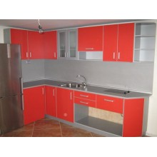Lovech fitted kitchen