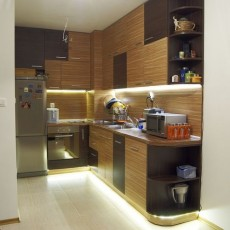 Vitosha fitted kitchen