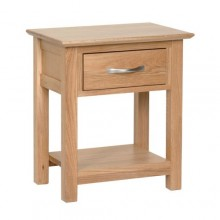 Side table with a drawer