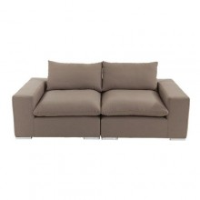 Detachable 2-seater sofa