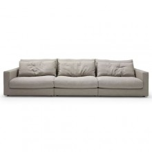 Majestic 3-seater sofa
